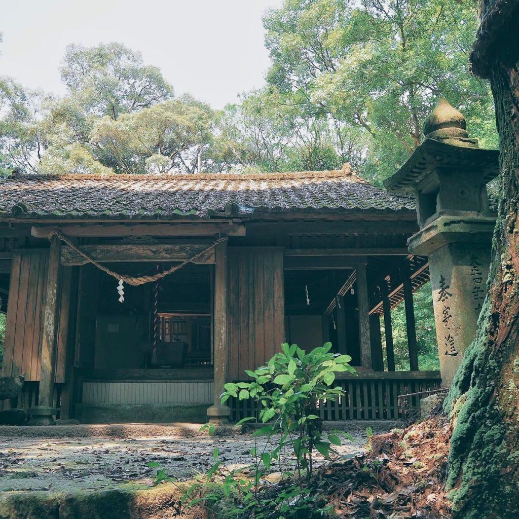 伊佐市_箱崎八幡神社