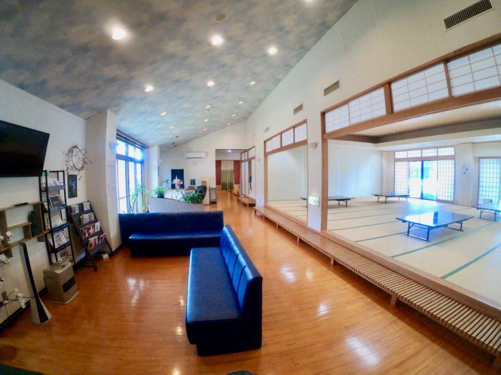 曽木の滝温泉センター_休憩スペース
