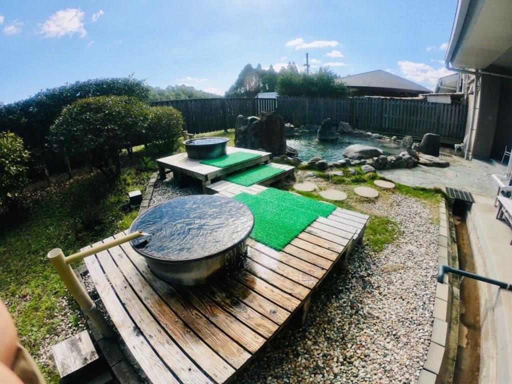 曽木の滝温泉センター_露天風呂