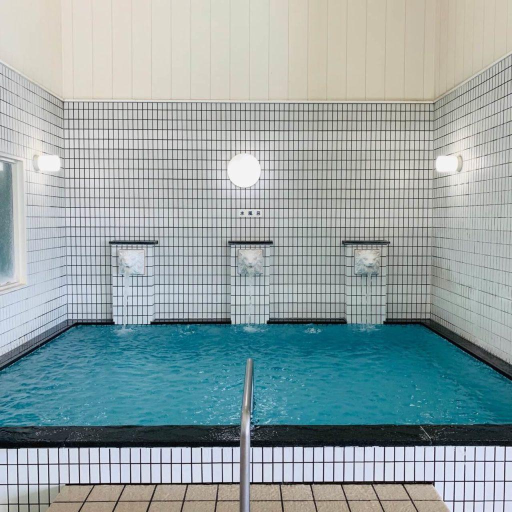 曽木の滝温泉センター_水風呂