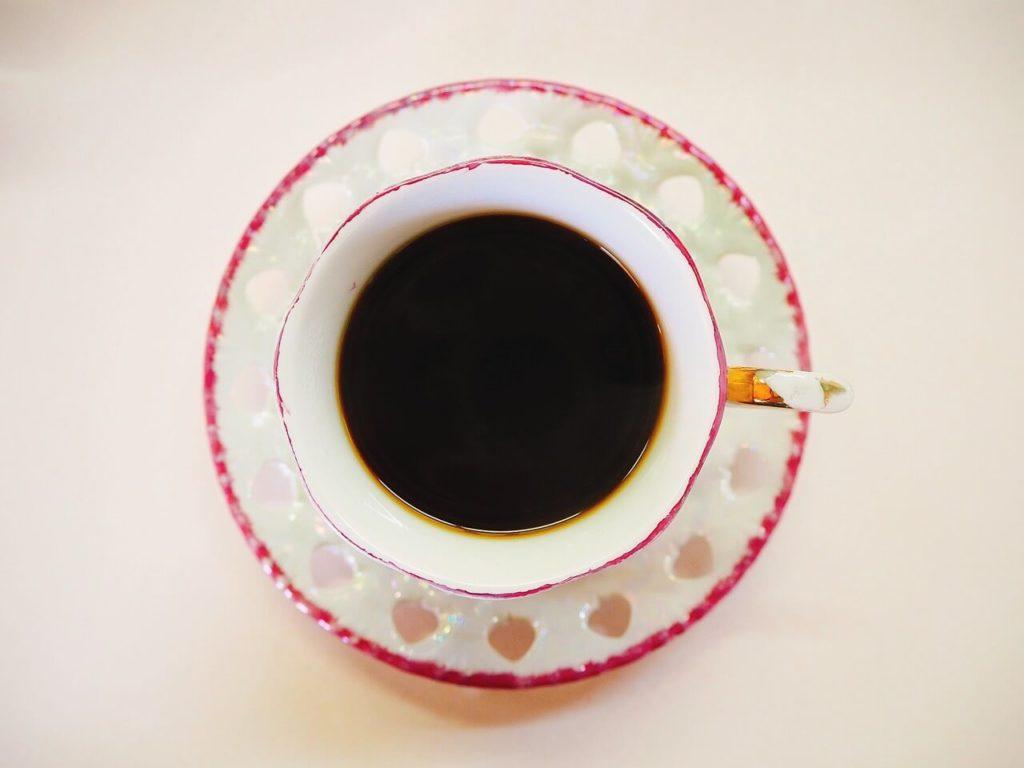 伊佐市_お好み焼き_和弘_ホットコーヒー