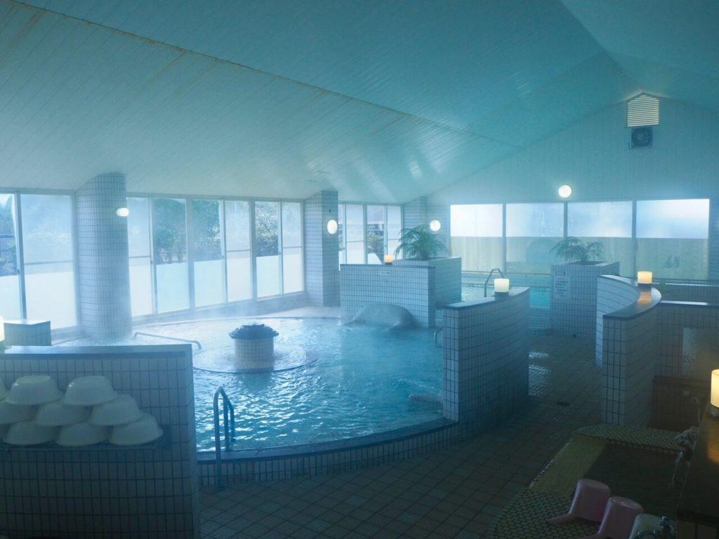 曽木の滝温泉センター_大浴場