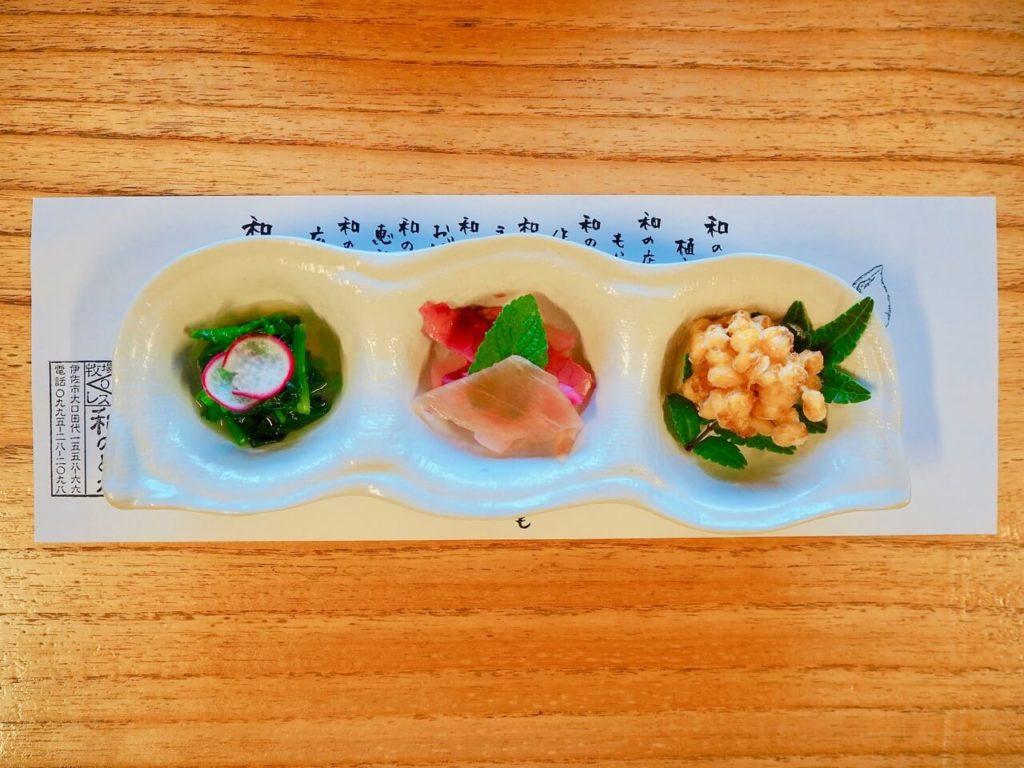 伊佐市_牧場民宿レストラン 和(のどか)_夕食