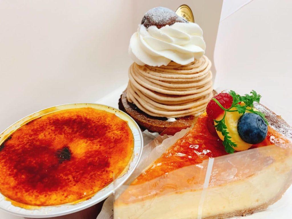 橋脇風月堂 ケーキ
