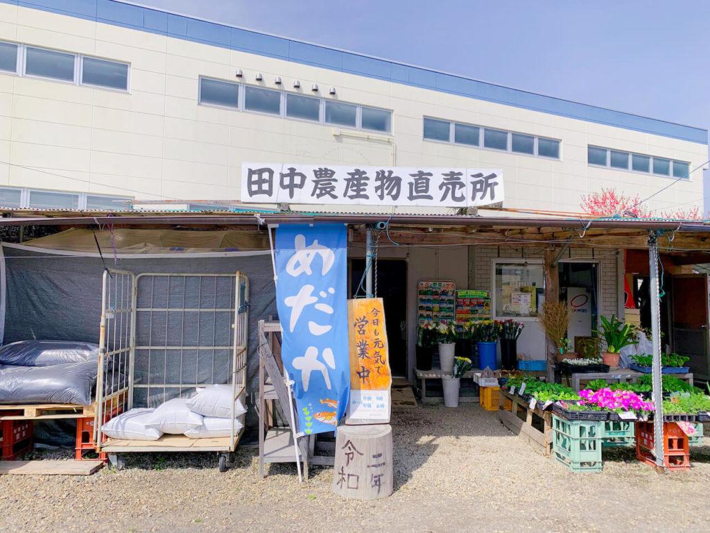 田中農産物直売所