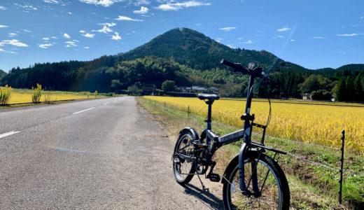 ローカル自転車旅!おすすめしたい伊佐市のサイクリングコース!