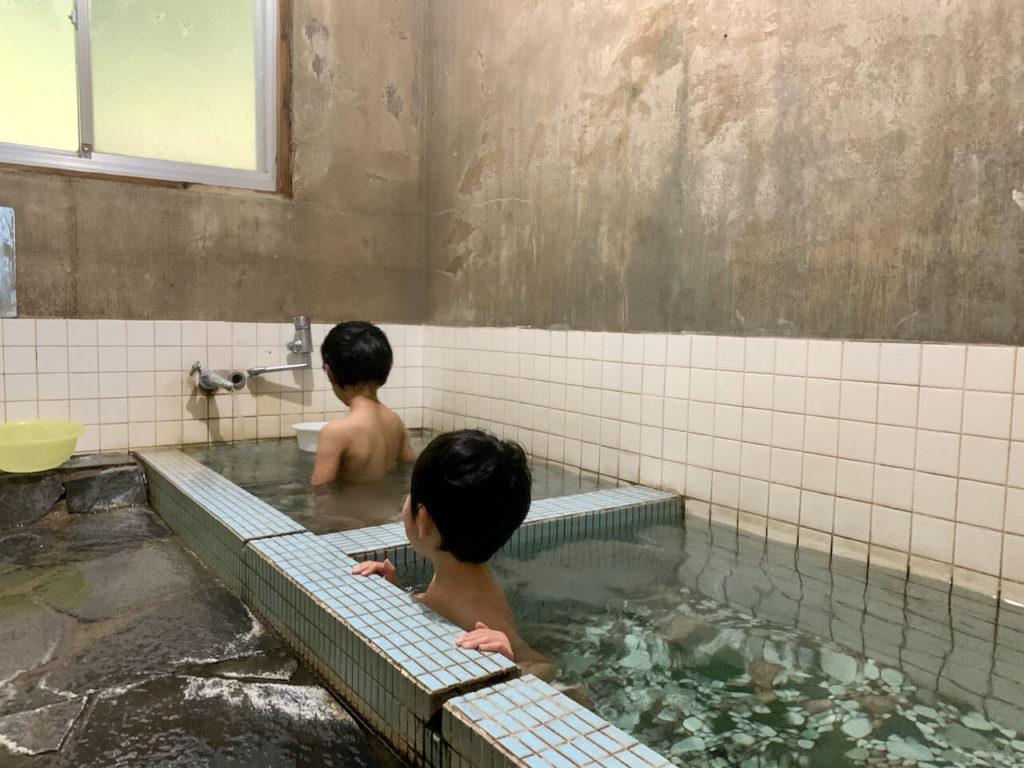 長寿温泉お風呂